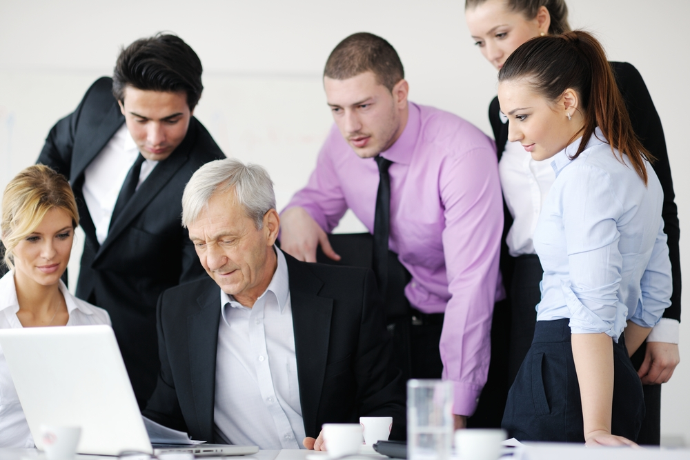 Business Coaching yields results